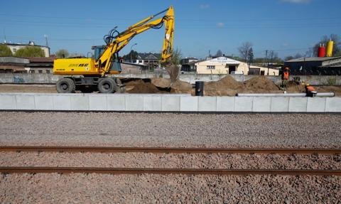 Horała: Powstanie ok. 200 km więcej linii kolejowych wobec pierwszych koncepcji CPK