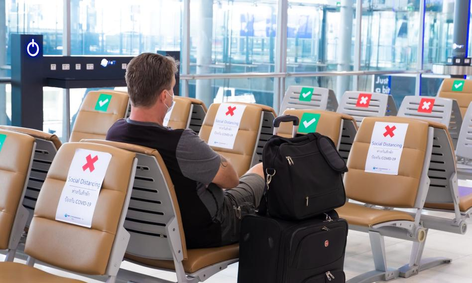 Wymóg testu na COVID-19 może wpłynąć na cenę biletów lotniczych