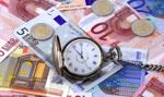 Litwini stoją w kolejkach po euro