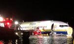 Kolejny wypadek Boeinga. Wpadł do rzeki ze 136 pasażerami na pokładzie