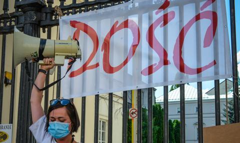 Medycy po spotkaniu z MZ: jesteśmy zawiedzeni i rozczarowani