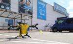 Decathlon dostarczy przesyłki dronem