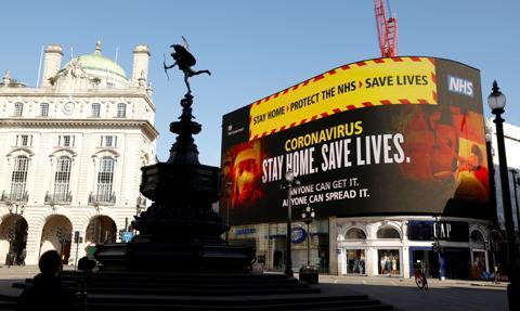 Wielka Brytania: Kolejna rekordowa liczba zakażeń koronawirusem