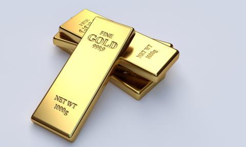 Złoto - reaktywacja. 1300 USD/oz. odzyskane