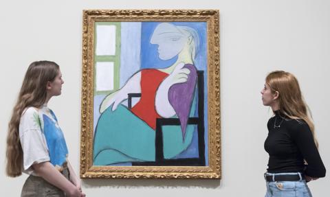Obraz Picassa sprzedany w Nowym Jorku za ponad 103 mln dolarów