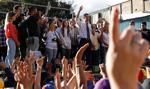 Lider opozycji ogłosił się tymczasowym prezydentem Wenezueli