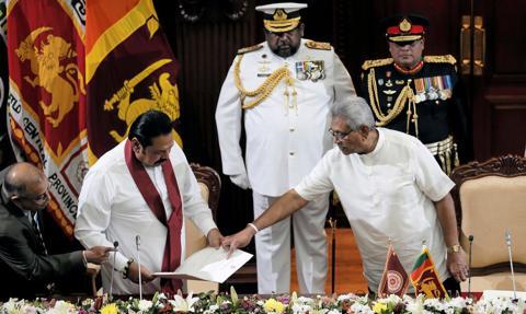 Prezydent Sri Lanki: Musimy skończyć z uzależnieniem od kredytów