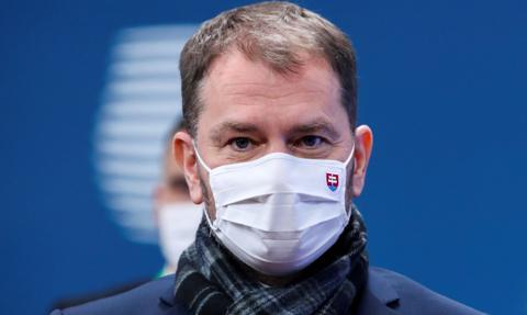 Premier Słowacji dziękuje szefowi rządu Polski za ofertę pomocy przy testach