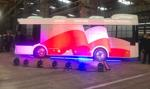 Rafako pokazało prototyp autobusu zeroemisyjnego z baterią w podwoziu