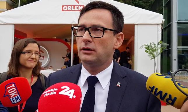 Daniel Obajtek, prezes zarządu PKN Orlen SA.