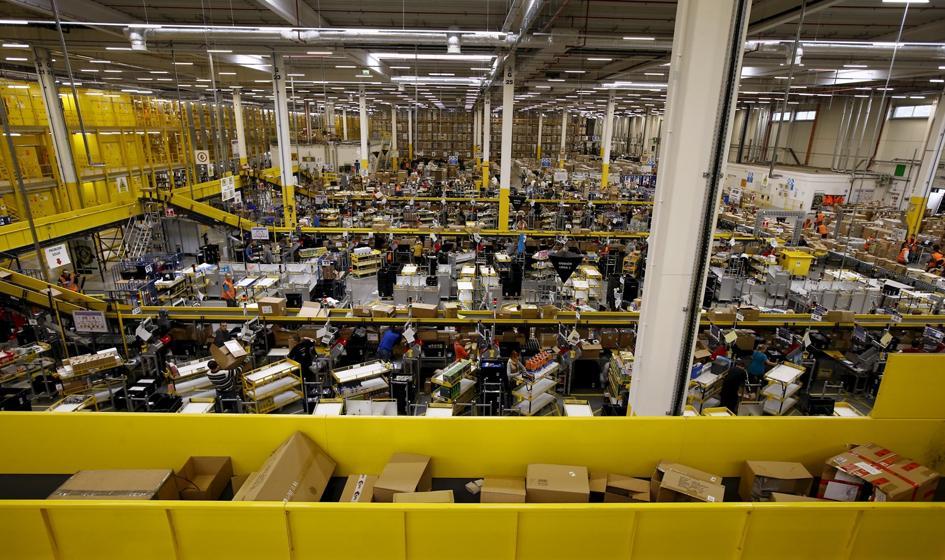 Amazon szykuje się na święta. Zatrudni 10 tys. pracowników sezonowych w Polsce
