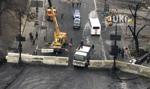 Znika kijowski Majdan