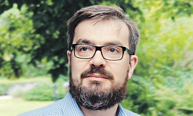 Tomasz Mamys, menedżer projektu RODO w Sage.