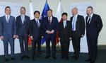 Przedstawiciele Samsunga nagrodzeni przez ministra gospodarki