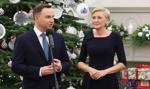 Prezydent kupił choinkę za 40 zł