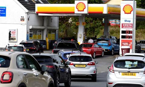 """W Wielkiej Brytanii benzyna """"na kartki""""?"""