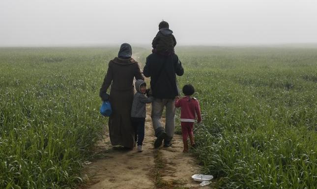 W marcu do Niemiec dotarło tylko 20 tys. uchodźców, czyli o dwie trzecie mniej niż w lutym