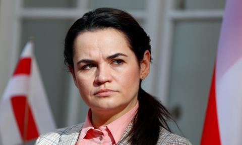 Cichanouska: Zgodziłabym się na spotkanie z Putinem