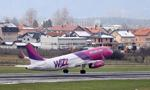 Wizz Air ogłosił rozkład lotów w sezonie letnim na przyszły rok