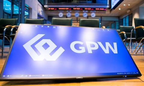 Zysk netto GPW w II kw. lepszy niż rok temu