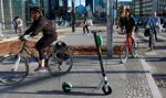 Mniej chętnych zakup rowerów na raty, a więcej na elektryczne hulajnogi