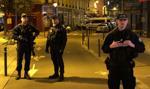 Atak nożownika w Paryżu. Państwo Islamskie przyznało się do zamachu