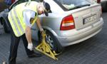 Przybędzie miejsc, z których straż odholuje samochód