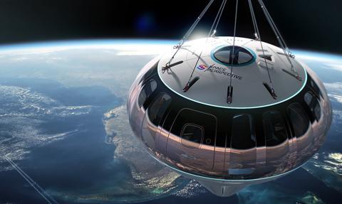 Bilety na kosmiczną podróż balonem już w sprzedaży