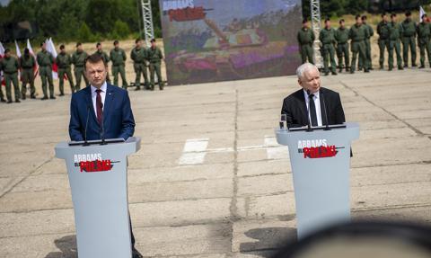 23,3 mld zł za nowe czołgi dla polskiej armii będą spłacać nasze dzieci