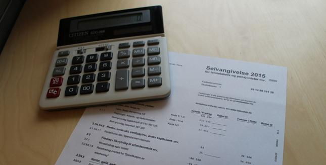 31 marca norweski urząd skarbowy zaczął rozsyłać wstępne rozliczenia podatkowe za 2015 rok