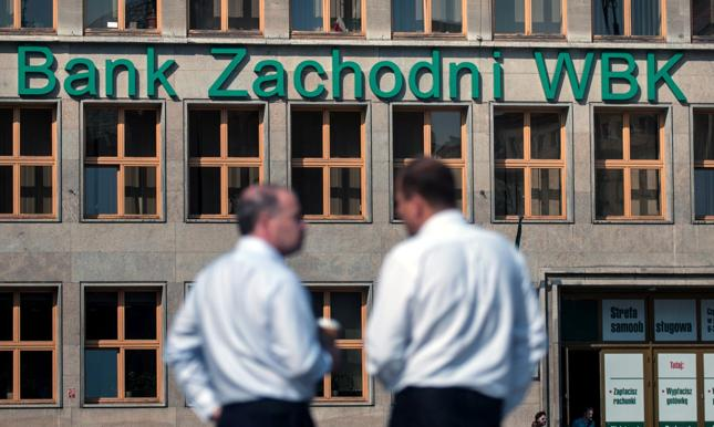 BZ WBK chce w latach 2017-19 zwiększyć porównywalny zysk netto