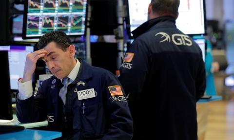 Bez odbicia na Wall Street
