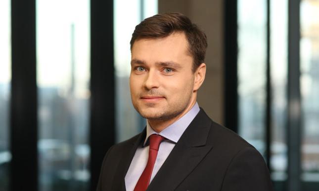 Prezes Banku BPH Paweł Bandurski