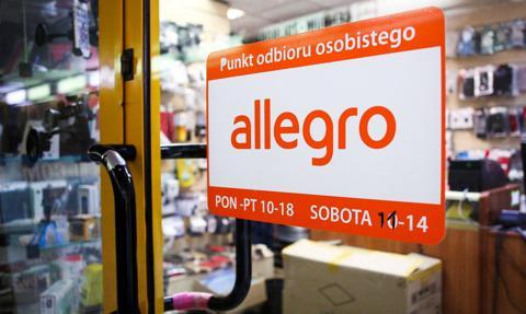 Podwyżka prowizji od sprzedaży na Allegro