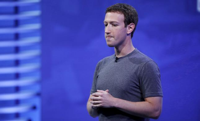 Zuckerberg stracił 3 miliardy na papierze