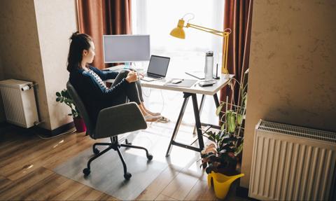 Biuro w mieszkaniu. Hipoteka może być wliczona w koszty firmy, ale pod pewnymi warunkami