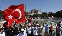 Inflacja w Turcji zbliża się do 20 proc. Erdogan chce ciąć stopy procentowe