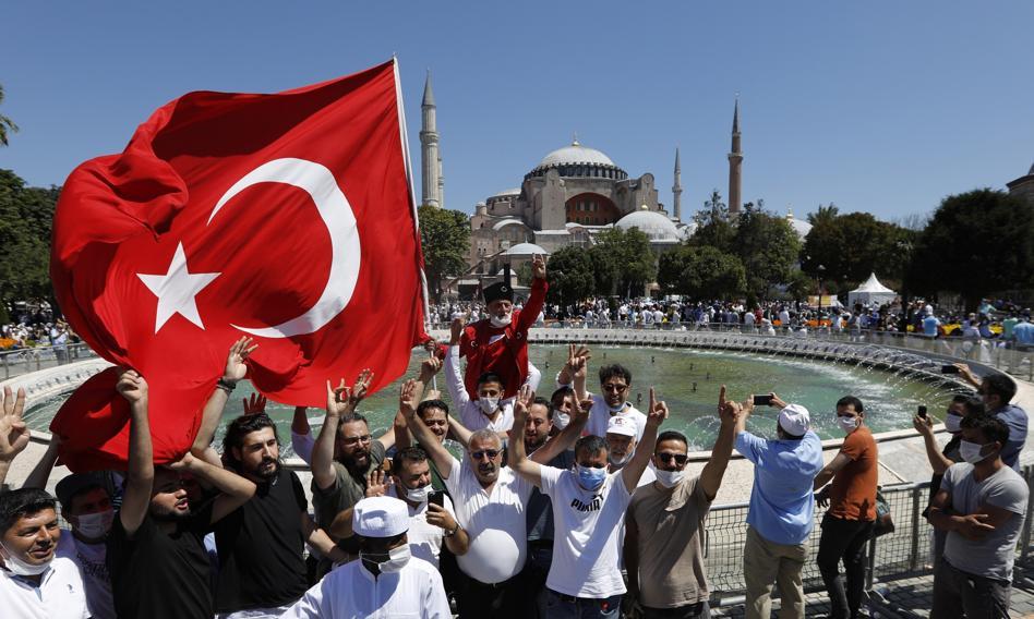 Grecja domaga się od UE, by rozważyła zawieszenie unii celnej z Turcją