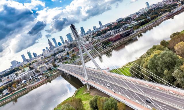 W Warszawie do 2025 r. przybędzie nawet 170 tys. mieszkań