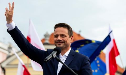 Trzaskowski chce obniżyć stawkę podatku VAT o 1 proc.