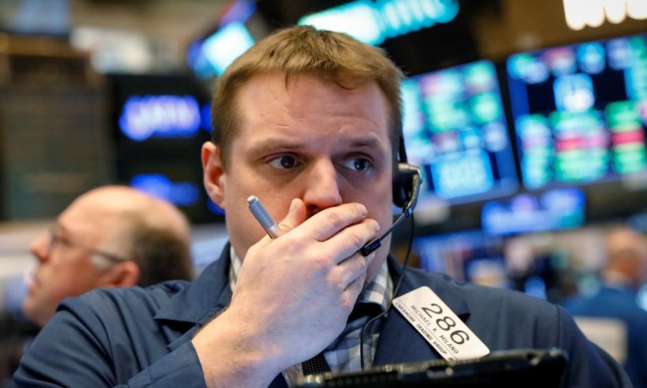 Italskie lęki dotarły na Wall Street