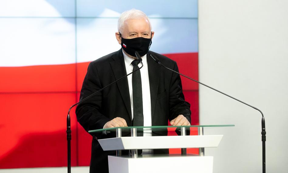 Jarosław Kaczyński zapowiedział rezygnację ze stanowiska w rządzie