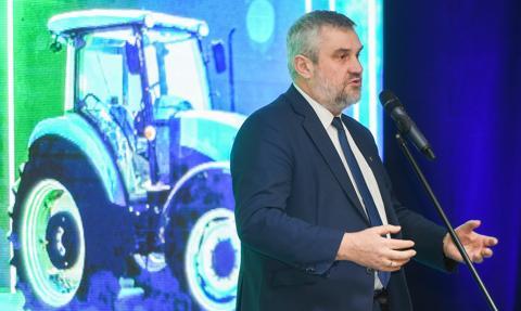 Ardanowski: Rolnictwo ekologiczne może być polską szansą