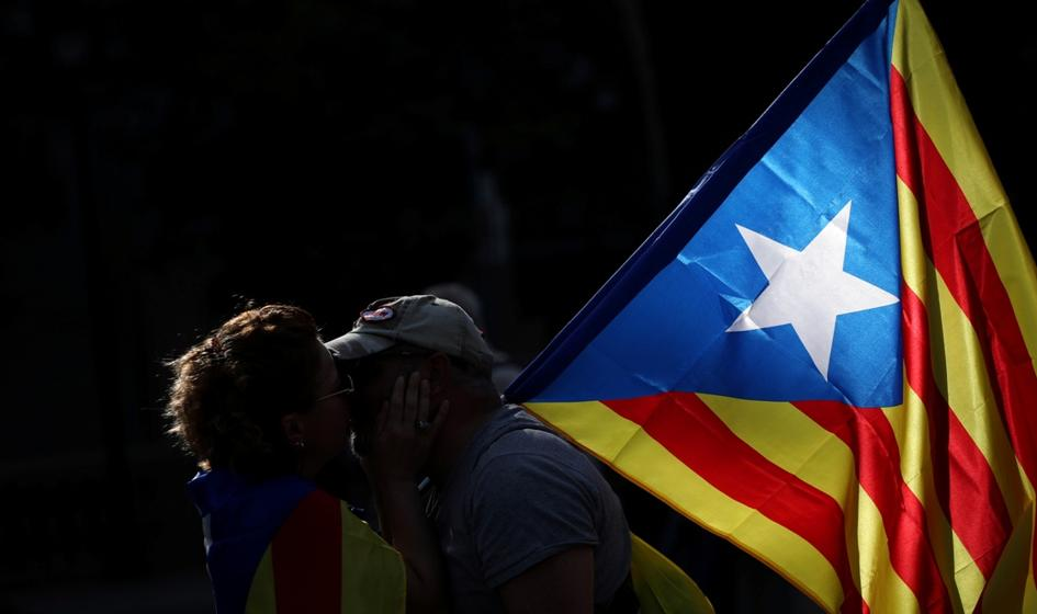 Władze Katalonii ogłosiły lockdown w całym regionie