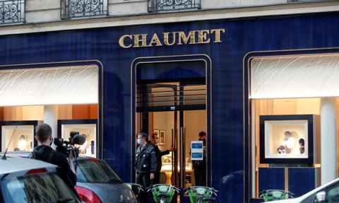 Napad na jubilera w Paryżu. Skradziono towar wartości 2-3 mln euro
