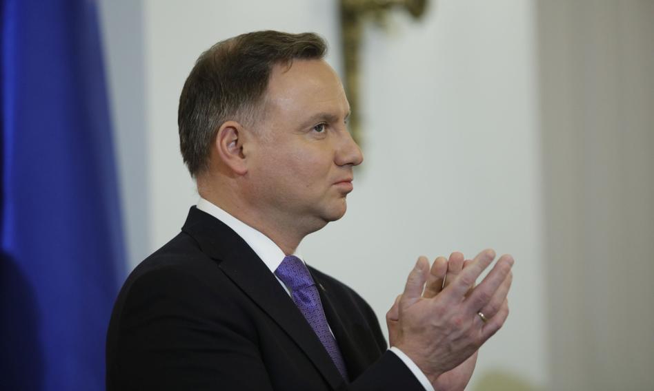 Obywatel skazany za znieważenie prezydenta Andrzeja Dudy