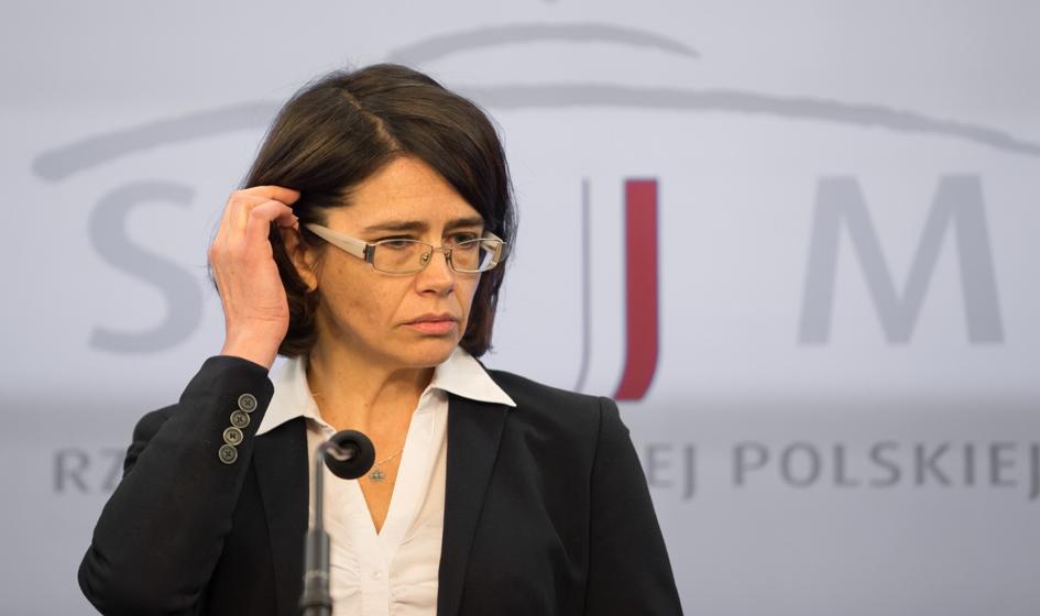 Streżyńska: Nie było rozmowy z premier Szydło o mojej dymisji