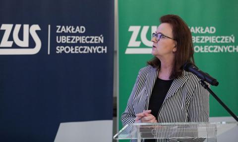 Prezes ZUS ws. pełnego oskładkowania: potrzebna kompleksowa reforma upraszczająca system