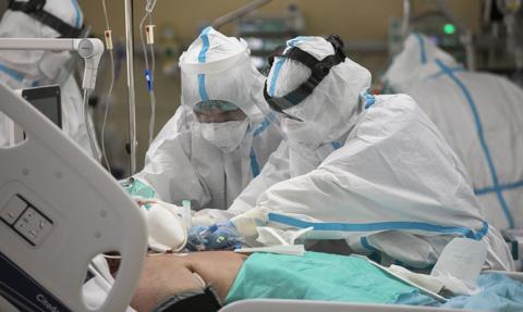 Portugalia rozważa kierowanie chorych na Covid-19 do zagranicznych szpitali