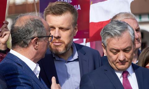 """Lewica: rozpoczynamy konsultacje zmian podatkowych zawartych w """"Polskim ładzie"""""""